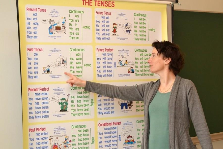Ecole de langue